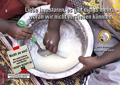 Ihre Banken — Hunger auf mehr (Motiv 5)