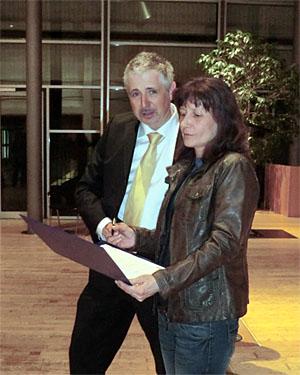 Occupy:Occupy — Dirk Mueller zeichnet Petition
