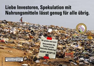 Plakatkampagne Occupy:Occupy (2/8)