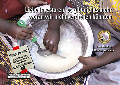 Plakatkampagne Occupy:Occupy (7/8)